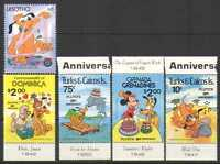 SUPERB Walt Disney/Pluto/Dogs/Cartoons/Animation/Stocking Filler 5v (b1477h)