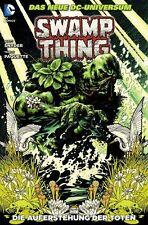 Swamp Thing (2012) #1 (US 1-8) tedesco il nuovo universo DC-Scott Snyder Batman