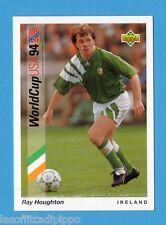 Figurina/CARDS-UPPER DECK 93 -WC USA 94- n.32- HOUGHTON - IRLANDA