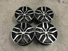 "18"" VW Golf Santiago Style Wheels Gloss Black Machined MK5 MK6 MK7.5 GTD GTi R"