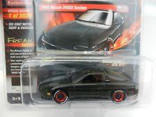 2018 Johnny Lightning *MIJO'S IMPORT HEAT* Black 1990 Nissan 240SX Custom *NIP*