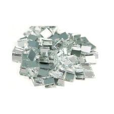 Miroir mosaique carré 10 x 10 mm, ép. 3 mm, Lot d'env. 280 pièces