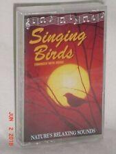 SINGING BIRDS enhanced with music - cassette - D8 - 017623022746