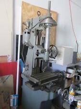 Moore Tools Model 1 16 X 10 Table Precision Jig Bore 12hp 220v 3ph