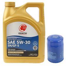 For Honda Accord 5 Quart Container Engine Motor Oil 5W-30 SN/GF5 OEM Genuine