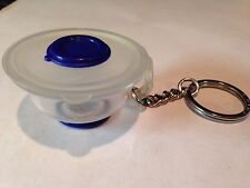 Tupperware Batter Bowl Keychain - RARE