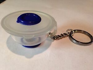 Tupperware Batter Bowl Keychain - RARE