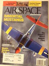 Air & Space Magazine Immortal P-51 Mustangs August 2007 081017nonrh
