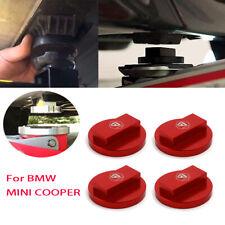 4X Jacking Jack Pad Adapter Billet For BMW MINI COOPER F10 F21 F22 F23 F30 E91