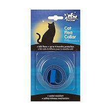 PetStar Cat Flea Collar Kitten Anti Tick Mite Neck Strap Waterproof Kills Fleas
