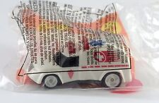 Hot Wheels Promo McDonalds Happy Meal #9 Ambulance 1997 New In Baggie