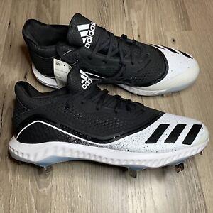 Adidas Womens Icon V Bounce Baseball Softball Cleats G28305 Womens Size 12.5 NEW