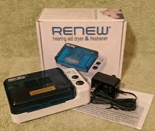ReNew Hearing Aid Dryer & Freshener DB-100 by Serene Innovations