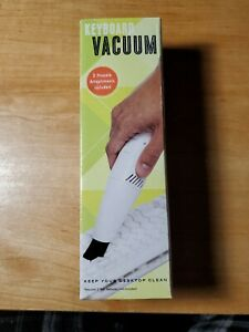 Computer Vacuum USB Keyboard Cleaner Brush Dust Cleaning Kit For PC Laptop U.S.A