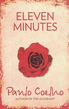 Eleven Minutes by Paulo Coelho NEW
