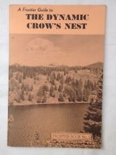 A Frontier Guide To The Dynamic Crows Nest Paperback Vintage