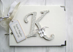 PERSONALISED  PHOTO ALBUM/SCRAPBOOK.MEMORY/GUEST BOOK. THIS IS YOUR LIFE