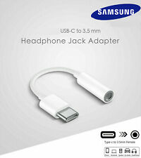 USB C Cable to 3.5mm Headphone Jack Adapter Samsung Type C to Aux Audio Galaxy
