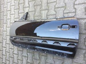 Mercedes-Benz R129 SL Tür links Farbe 040 schwarz TOP