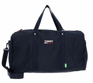TOMMY HILFIGER TJM Campus Duffle Bag Sporttasche Tasche Twilight Navy Neu