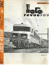 LOCO REVUE N°342 IMLEC / RESEAU D'ARCY SUR CUBRY/ 141.R SNCF/ SEMAPHORE LUMINEUX