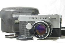Olympus Pen FT 35mm SLR Film Camera SN252982 w/G.Zuiko Auto-S 40mm F/1.4 Lens