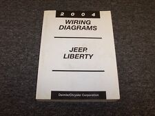 2004 Jeep Liberty Electrical Wiring Diagram Manual Limited Renegade Sport V6