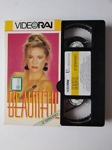 VHS BEAUTIFUL 2° Episodio Video RAI Editrice Universo anno 1992
