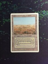 Mtg, Scrubland. Revised Rare Dual Land. *HP* 6 Available!