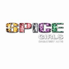 SPICE GIRLS GREATEST HITS CD COMPILATION POP NEW