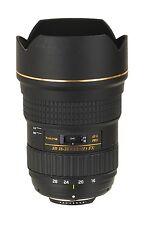 Tokina AF 16-28mm f/2.8 AT-X PRO FX SD IF Lens 16-28 f2.8 for Nikon Full Frame