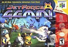 Jet Force Gemini (N64) In Box FAST SHIPPING