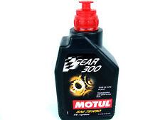 Motul Gear 300 75w90 Aceite de engranaje API gl-4 gl-5 75w-90 totalmente
