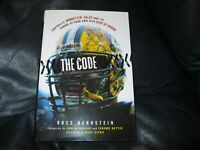 The Code Book of NFL Autographed by Ross Berstein JSA Auction Certified