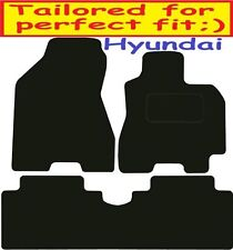 Hyundai Tucson DELUXE QUALITY Tailored mats 2004 2005 2006 2007 2008 2009 2010 2