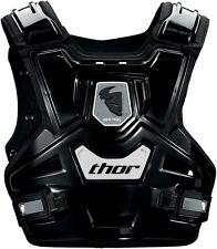 Protector de pecho Thor Juventud Sentinel cuerpo negro armadura Niños Motocross Mx Bmx Chicos