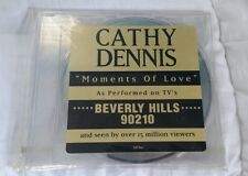 Cathy Dennis Moments Of Love Radio ProMo CD Beverly Hills 90210 RARE MIX
