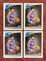Lot of (4) 2018-19 Donruss Optic MARVIN BAGLEY Rated Rookie #168 RC Kings🔥