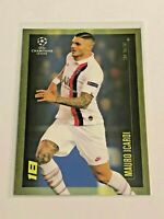 2020 Topps Champions League By Messi - Mauro Icardi - Paris Saint Germain