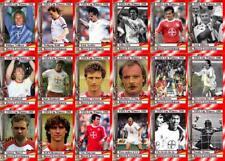 Bayer Leverkusen 1988 UEFA Cup Final winners football trading cards