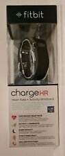 Fitbit Charge HR Large schwarz