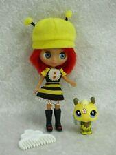 Littlest PETSHOP  doll POUPEE BLYTHE  Miet et Citron