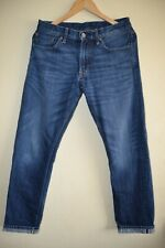 Uniqlo Men's Selvedge Jeans Denim Pants Size W 30 L 32 Regular Fit