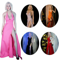 "1/6 Scale Evening Dress Clothes Model For 12"" Female Phicen TBLeague Figure Body"