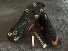 Nike Mercurial Vapor 360 XII SG, UK 8.5, Black / Orange
