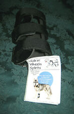 Walkin' Pet Splint for Dogs Front Carpal Splint Size Large - Open Package w/tag