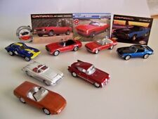 Johnny Lightning lot of 7 Used Loose: 1/64 Car's Playing Mantis CHEVROLET Muscle