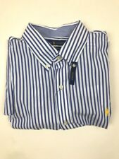 Ralph Lauren - Striped Button Collar Shirt - XXL - *NEW WITH TAGS* RRP £99