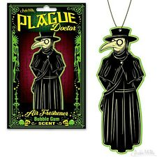 Plague Doctor Bubblegum Scent Air Freshener!