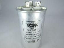 DUAL CAPACITOR 40+5MFD X 440V 50/60Hz for A/C,Refrigeration Compressors & Motors